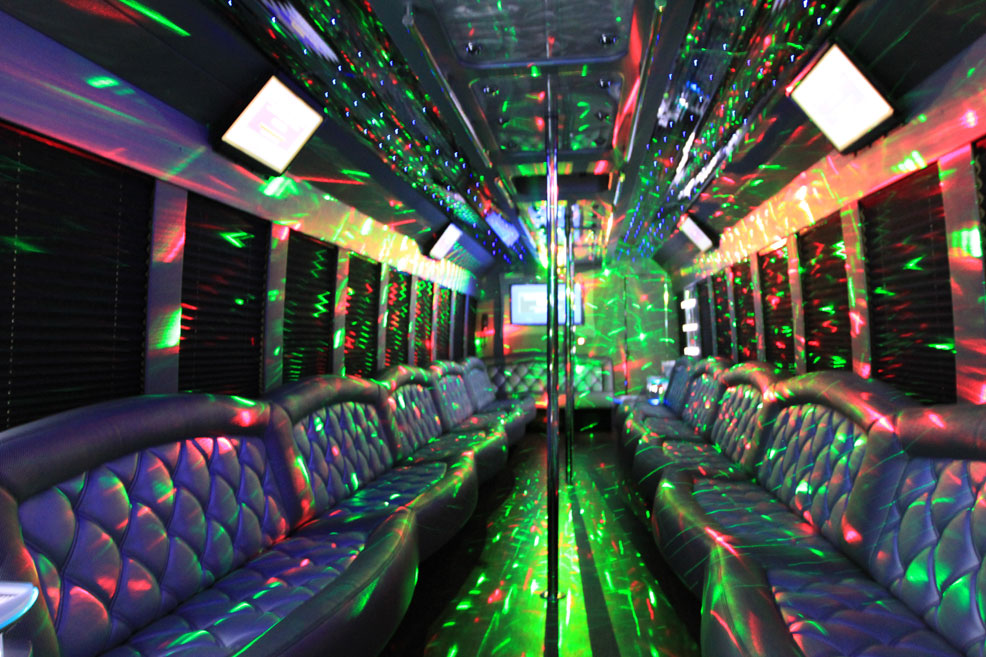 Hen Party Night Party Bus Since 35